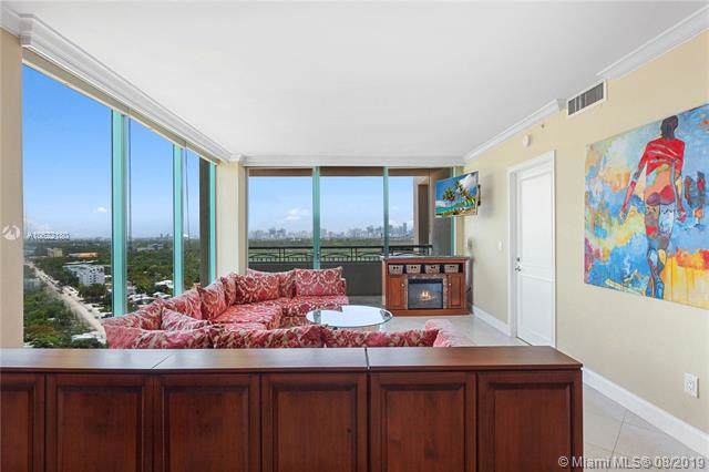 3350 SW 27th Ave #1907, Miami, FL 33133 (MLS #A10622180) :: Ray De Leon with One Sotheby's International Realty
