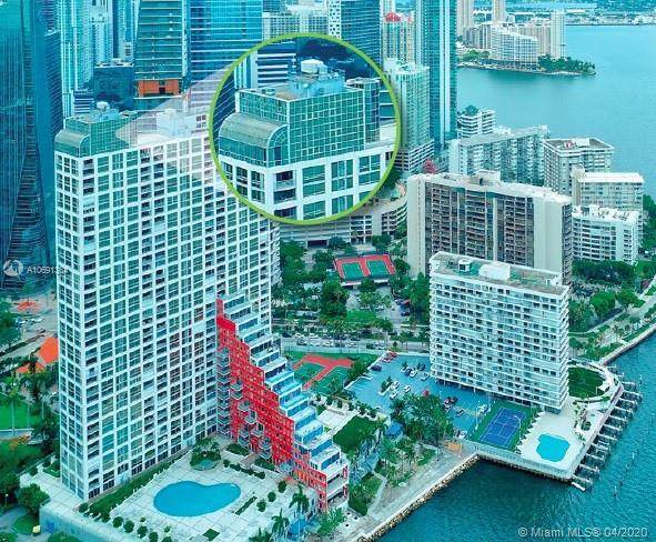 1541 Brickell Ave A4000, Miami, FL 33129 (MLS #A10691364) :: The Jack Coden Group
