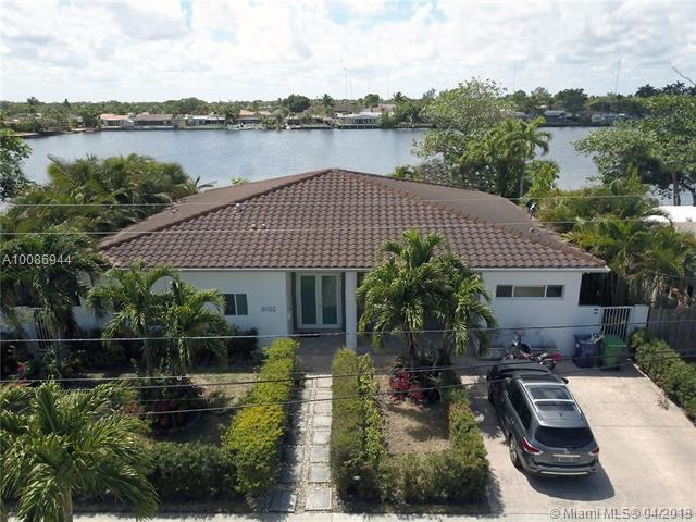 21100 NE 25th Ct, Miami, FL 33180 (MLS #A10086944) :: The Riley Smith Group