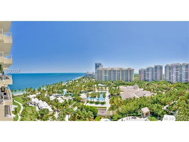 791 Crandon Bl #1407, Key Biscayne, FL 33149 (MLS #A10131329) :: United Realty Group