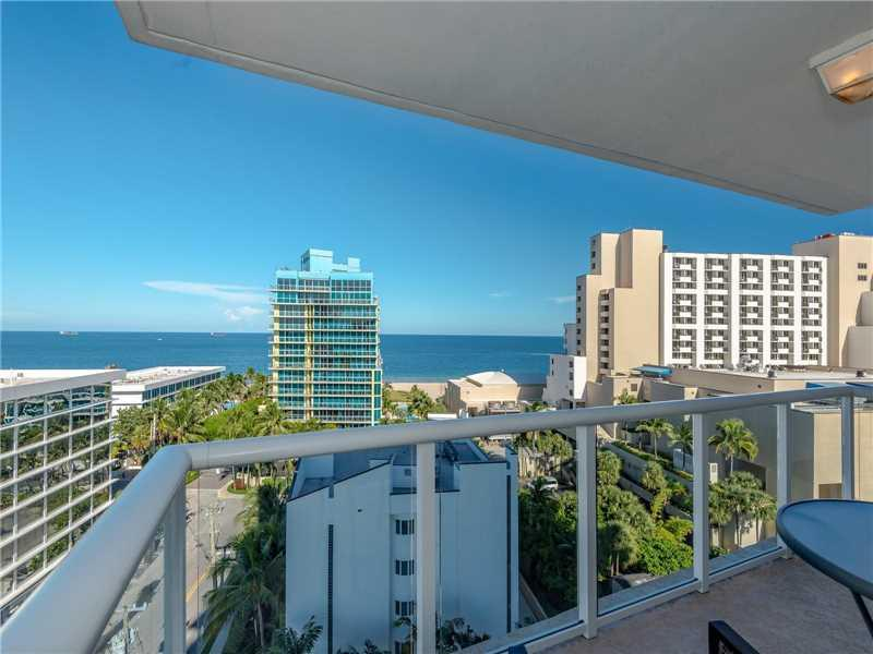 3000 Holiday Dr #1101, Fort Lauderdale, FL 33316 (MLS #A10161223) :: United Realty Group