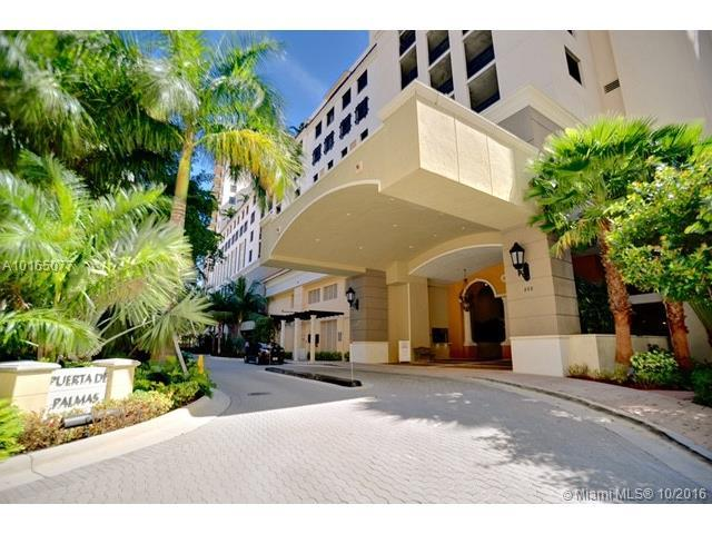 888 S Douglas Rd #1217, Coral Gables, FL 33134 (MLS #A10165077) :: United Realty Group