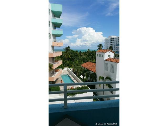 225 Collins Av 5J, Miami Beach, FL 33139 (MLS #A10248697) :: The Teri Arbogast Team at Keller Williams Partners SW
