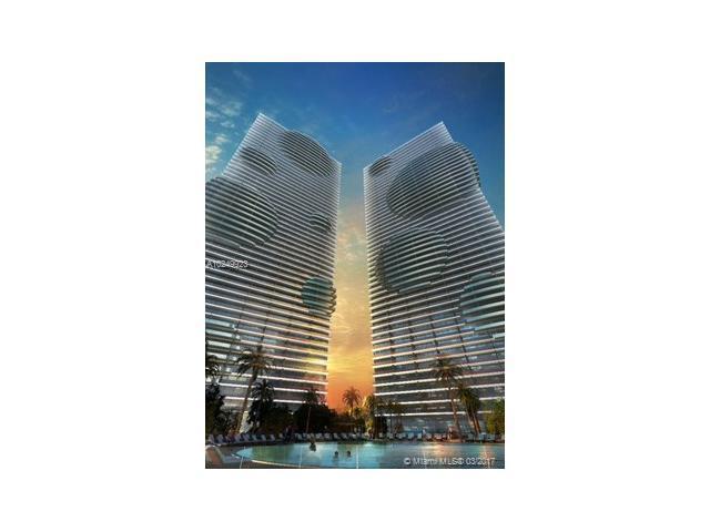 600 NE 31 ST Ph5303, Miami, FL 33137 (MLS #A10249923) :: Stanley Rosen Group