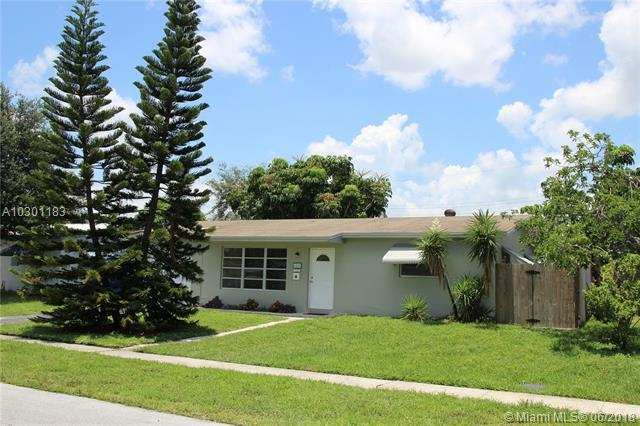 6281 Park St, Hollywood, FL 33024 (MLS #A10301183) :: Green Realty Properties