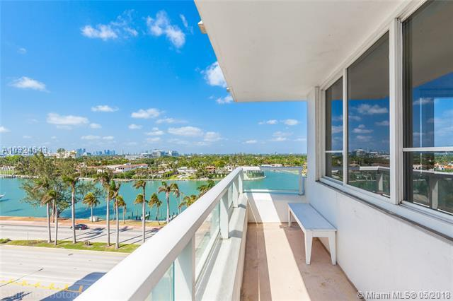 5005 Collins Ave #808, Miami Beach, FL 33140 (MLS #A10324613) :: Calibre International Realty