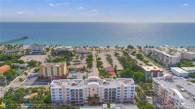 101 SE 20th Ave #302, Deerfield Beach, FL 33441 (MLS #A10413828) :: Stanley Rosen Group