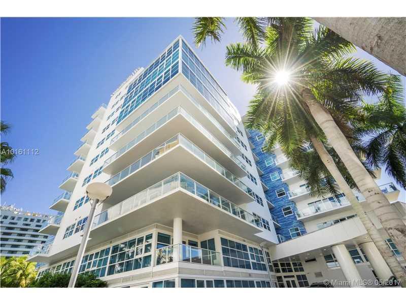 6103 Aqua Av #303, Miami Beach, FL 33141 (MLS #A10161112) :: United Realty Group