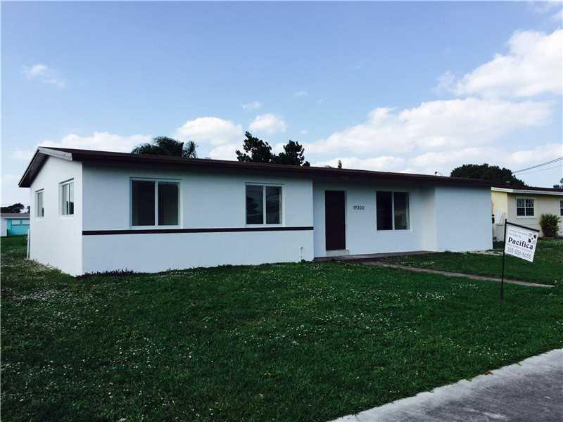 19300 NW 39th Ave, Miami Gardens, FL 33055 (MLS #A10168603) :: United Realty Group