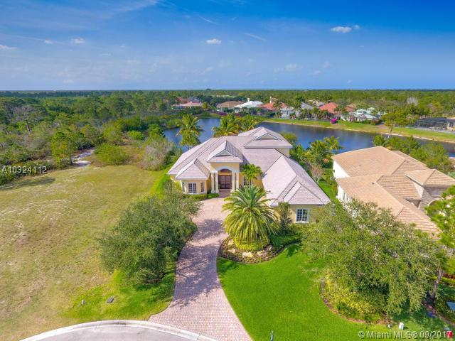 6235 SE Moss Ridge Pointe, Hobe Sound, FL 33455 (MLS #A10324112) :: The Teri Arbogast Team at Keller Williams Partners SW