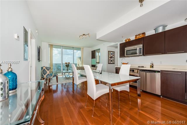 90 SW 3rd St #3207, Miami, FL 33130 (MLS #A10329987) :: The Teri Arbogast Team at Keller Williams Partners SW