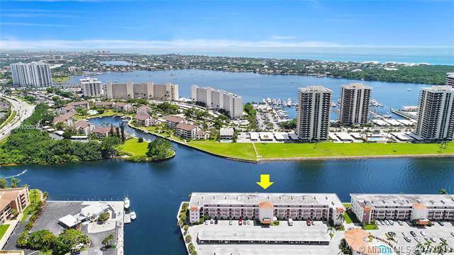 20 Yacht Club Dr #107, North Palm Beach, FL 33408 (MLS #A10659102) :: The Brickell Scoop