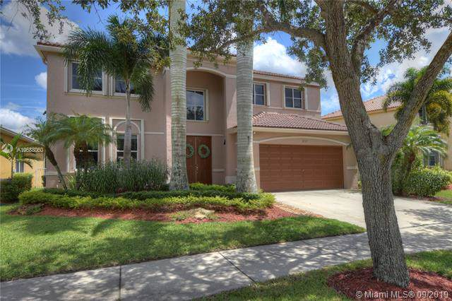 857 Vanda Ter, Weston, FL 33327 (MLS #A10688060) :: The Teri Arbogast Team at Keller Williams Partners SW