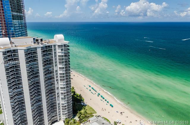 16699 Collins Ave #3506, Sunny Isles Beach, FL 33160 (MLS #A10133018) :: Green Realty Properties