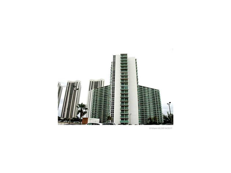 100 Bayview Dr #1229, Sunny Isles Beach, FL 33160 (MLS #A10167567) :: United Realty Group