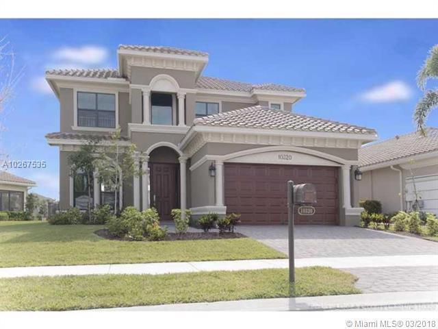10320 Cameilla St, Parkland, FL 33076 (MLS #A10267535) :: Calibre International Realty