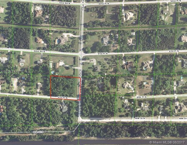 0 Indian Trail Dr, Un - Incorporated Pb County, FL 33160 (MLS #A10287612) :: The Teri Arbogast Team at Keller Williams Partners SW