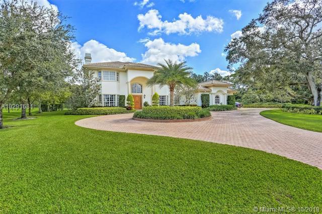 9951 Winding Ridge Ln, Davie, FL 33324 (MLS #A10291681) :: Green Realty Properties