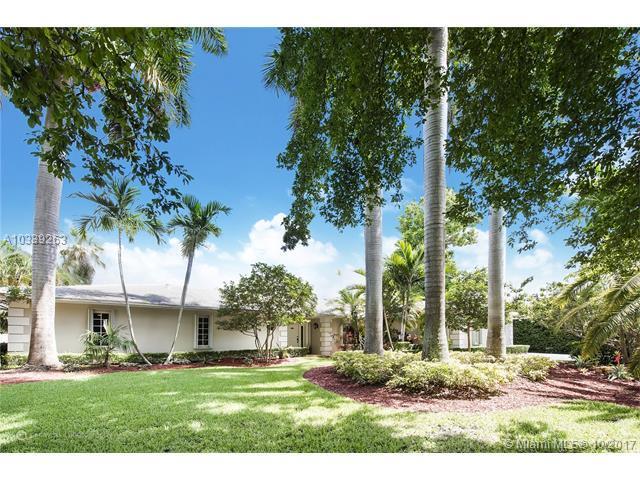 5821 SW 132 Terrace, Pinecrest, FL 33156 (MLS #A10339263) :: The Teri Arbogast Team at Keller Williams Partners SW