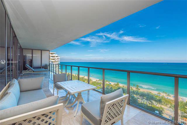 9705 Collins Ave 1403N, Bal Harbour, FL 33154 (MLS #A10582201) :: Grove Properties