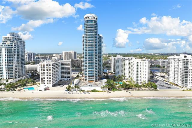 3101 S Ocean Dr #1105, Hollywood, FL 33019 (MLS #A10605433) :: Berkshire Hathaway HomeServices EWM Realty