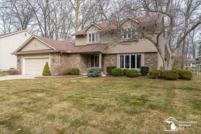 1932 Stoney Brook Lane, Bedford Twp, MI 48182 (#57050035752) :: Duneske Real Estate Advisors