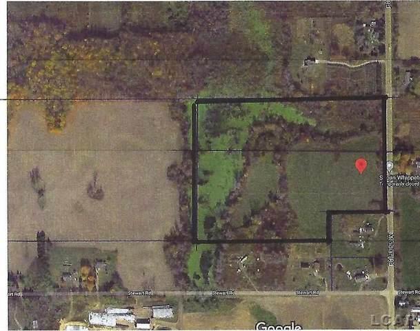 1406 S Meridian Rd, Wheatland Twp, MI 49247 (#56050031214) :: The Alex Nugent Team   Real Estate One
