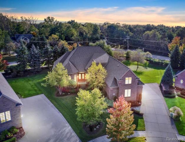 6052 Adams Court, Washington Twp, MI 48094 (#219027983) :: The Alex Nugent Team | Real Estate One