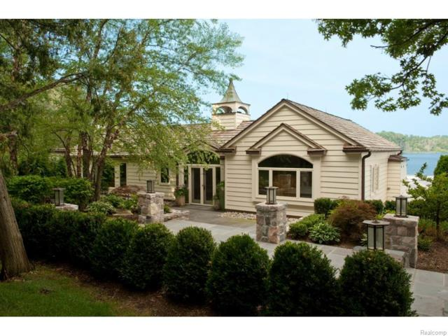 2623 Turtle Shores, Bloomfield Twp, MI 48302 (#216010273) :: RE/MAX Classic