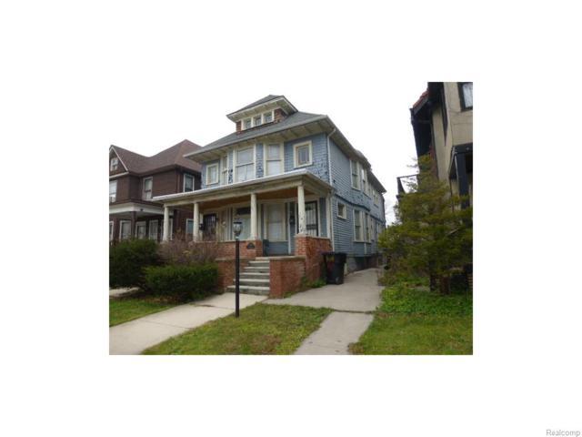 1712 Van Dyke Street, Detroit, MI 48214 (#216017687) :: RE/MAX Classic