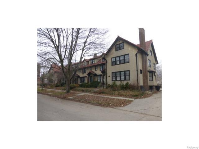 1710 Van Dyke Street, Detroit, MI 48214 (#216017689) :: RE/MAX Classic