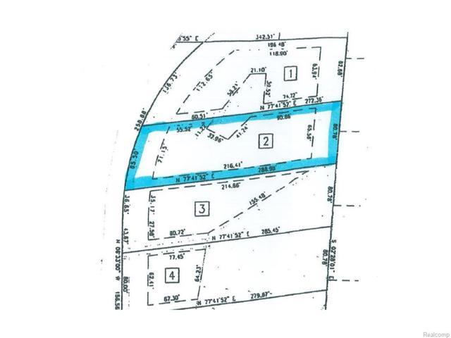 0 Braeburn, Saint Clair Twp, MI 48079 (#216019026) :: The Buckley Jolley Real Estate Team
