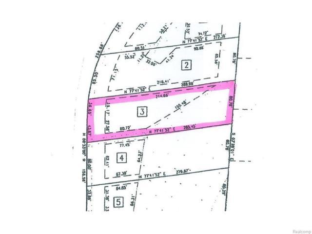 0 Braeburn, Saint Clair Twp, MI 48079 (#216019050) :: The Buckley Jolley Real Estate Team