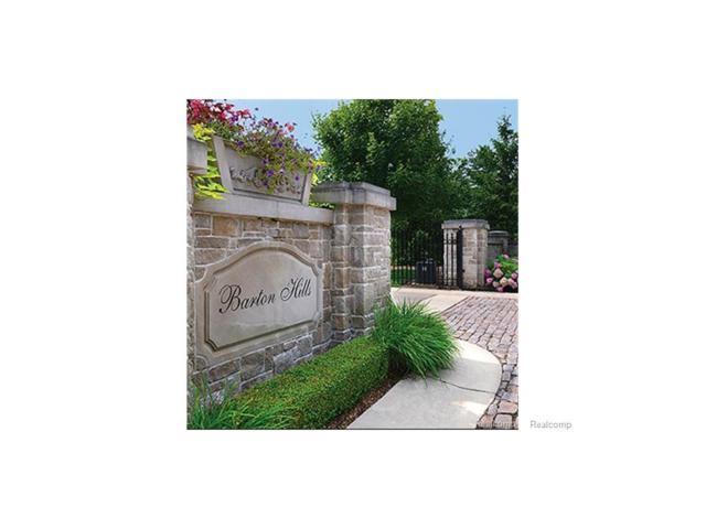 175 Bridgeview, Bloomfield Hills, MI 48304 (#216037827) :: RE/MAX Classic