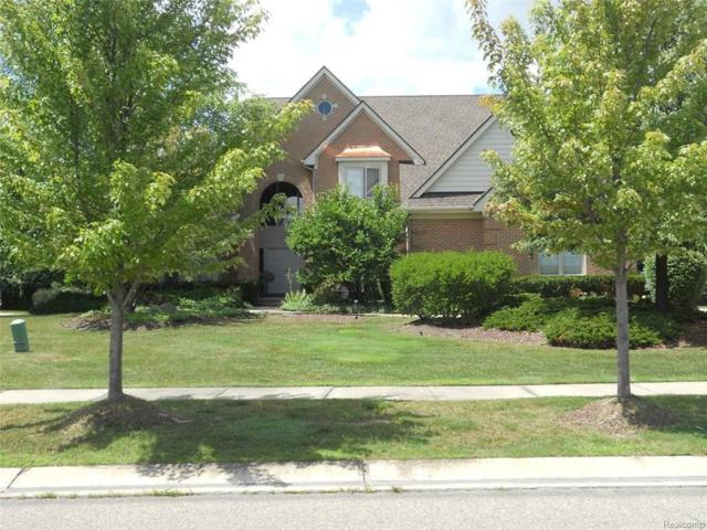 6886 Maple Creek Boulevard, West Bloomfield Twp, MI 48322 (#216072619) :: RE/MAX Classic