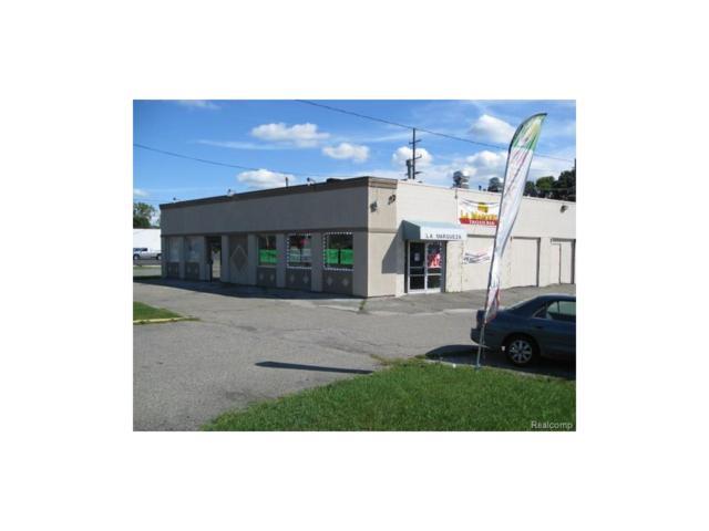 1396 E Michigan Avenue, Ypsilanti Twp, MI 48198 (#216091759) :: RE/MAX Classic