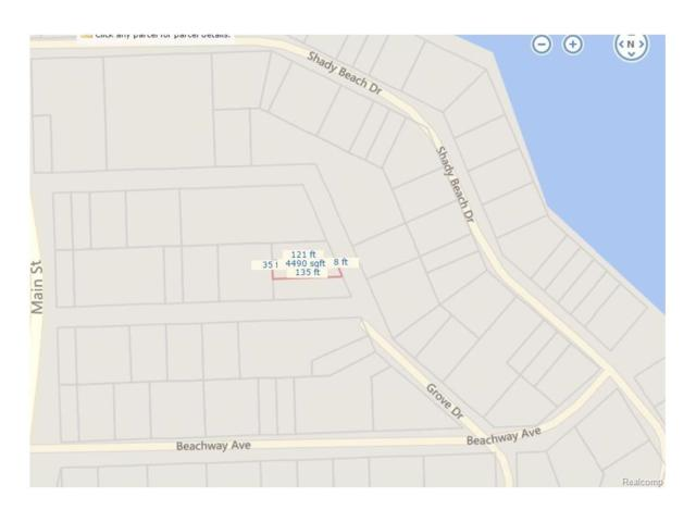 0 Grove, Northfield Twp, MI 48189 (MLS #216110002) :: The Toth Team