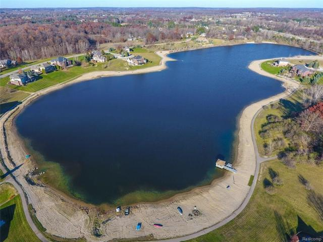 VAC Lot 35 Morgan Lake Court, Brighton Twp, MI 48114 (MLS #217003202) :: The Toth Team