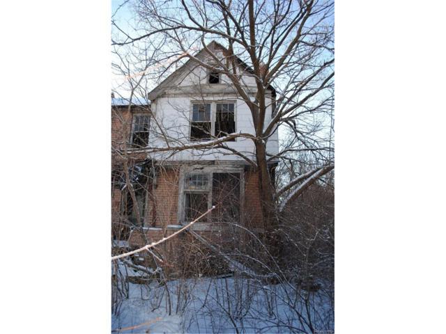 456 Harper Avenue, Detroit, MI 48202 (MLS #217008155) :: The Toth Team