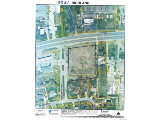 9531 Highland, White Lake Twp, MI 48386 (#217010080) :: RE/MAX Classic