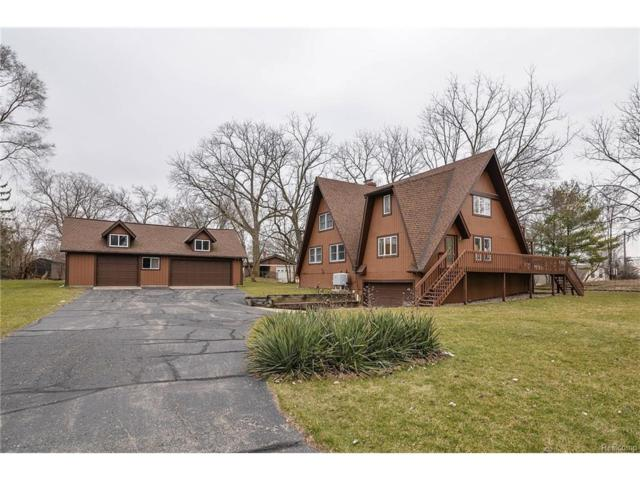 260 E Shore Drive, Northfield Twp, MI 48189 (#217022011) :: The Mulvihill Group