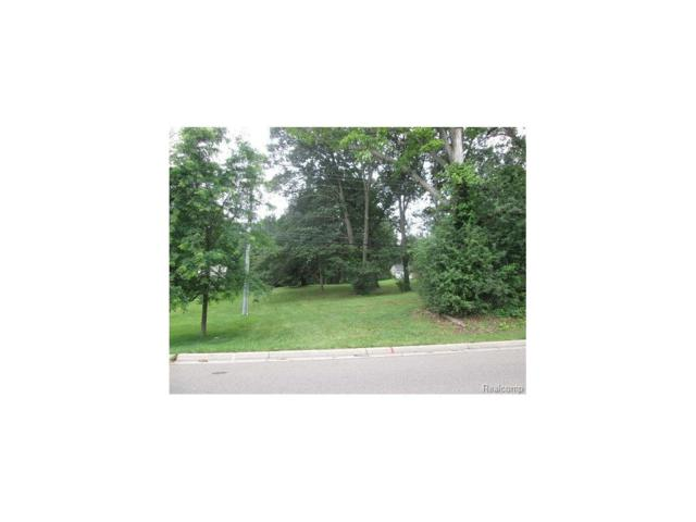 Lot 6 Collier Road, Auburn Hills, MI 48326 (#217025679) :: The Buckley Jolley Real Estate Team