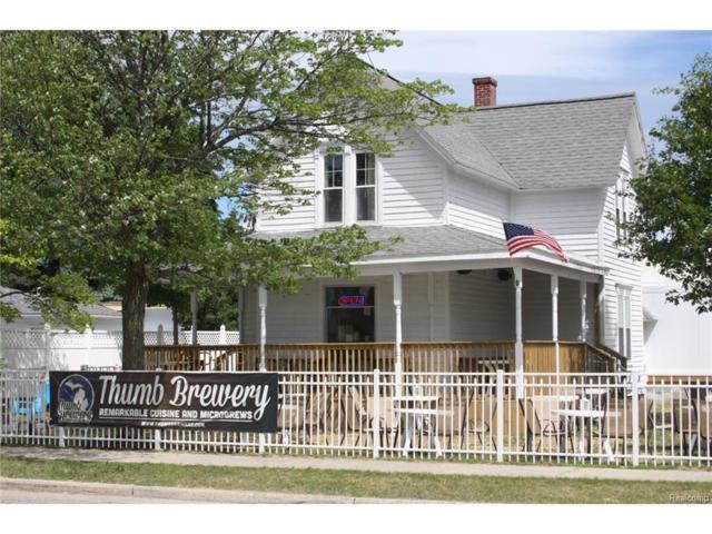 6758 Pine Street, Caseville, MI 48725 (#217025810) :: RE/MAX Classic