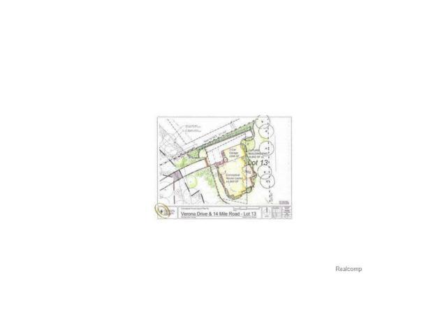 7345 Verona, West Bloomfield Twp, MI 48322 (#217026265) :: The Buckley Jolley Real Estate Team