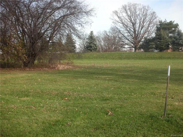374 Golfside Drive, Lapeer, MI 48446 (#217027994) :: RE/MAX Nexus