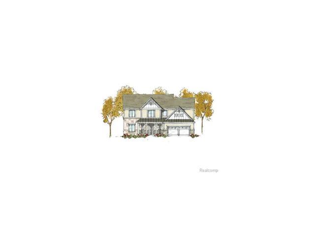 786 Golf Ridge Drive, Dundee Vlg, MI 48131 (#217029843) :: Duneske Real Estate Advisors