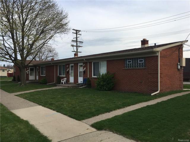 1610 Lejeune Ave, Lincoln Park, MI 48146 (#217030272) :: Duneske Real Estate Advisors