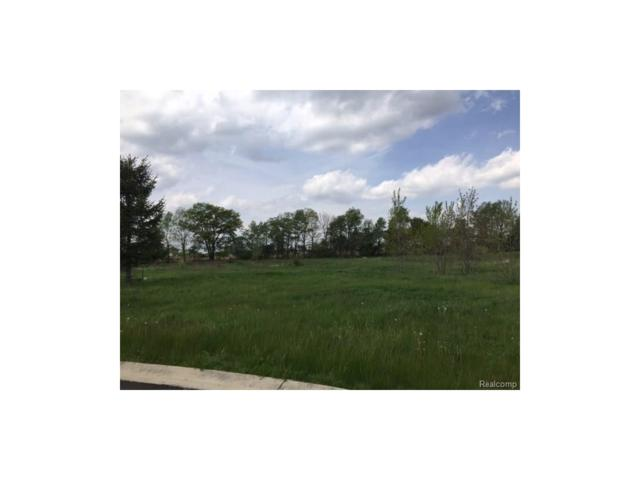 0 Adelines (Lot 16) Way, Iosco Twp, MI 48836 (#217036329) :: Novak & Associates