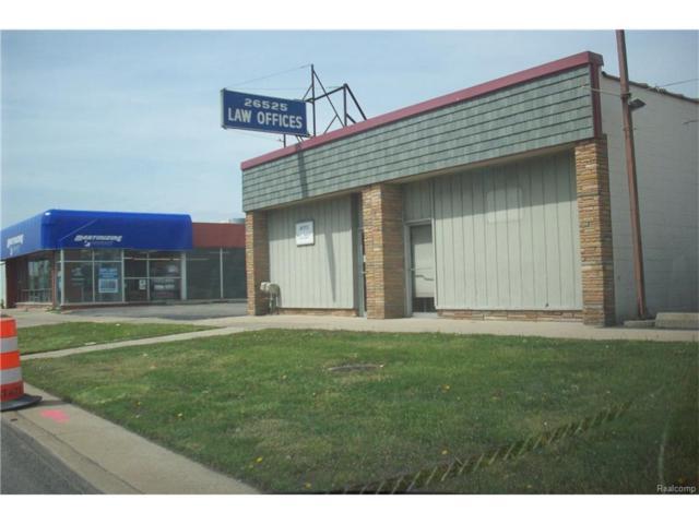 26525 Gratiot Avenue, Roseville, MI 48066 (#217036845) :: RE/MAX Classic