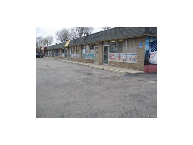 25119 Ecorse Road, Taylor, MI 48180 (#217040063) :: RE/MAX Classic